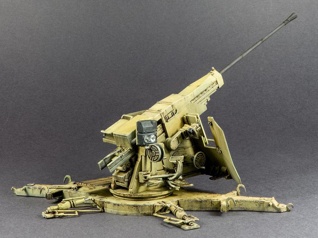 5,5cm Flak (VG2) Gerät 58 Autom. Flugabwehrkanone (Vista 2)