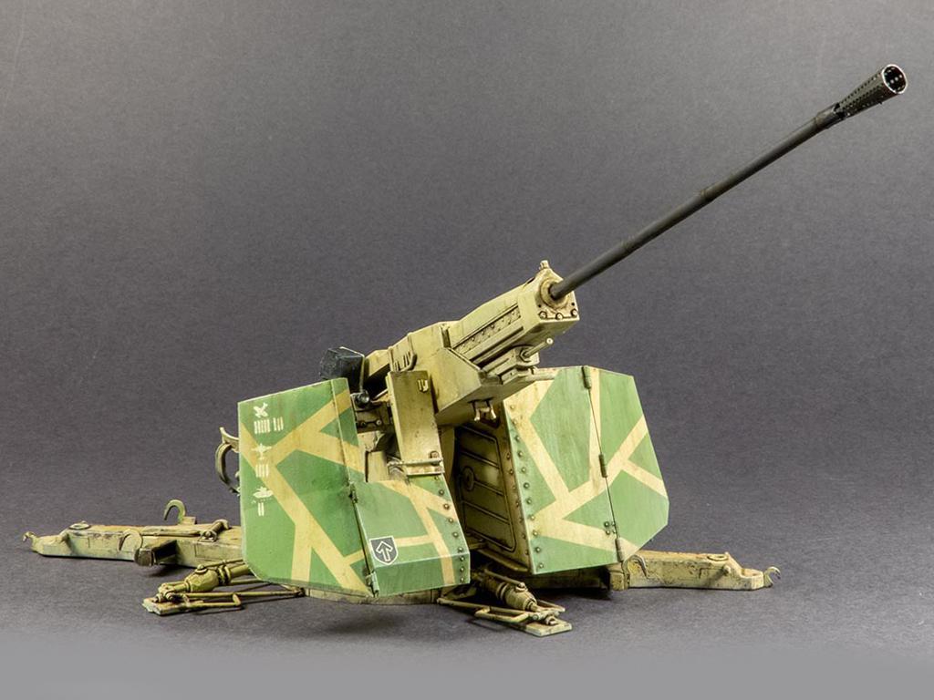 5,5cm Flak (VG2) Gerät 58 Autom. Flugabwehrkanone (Vista 5)