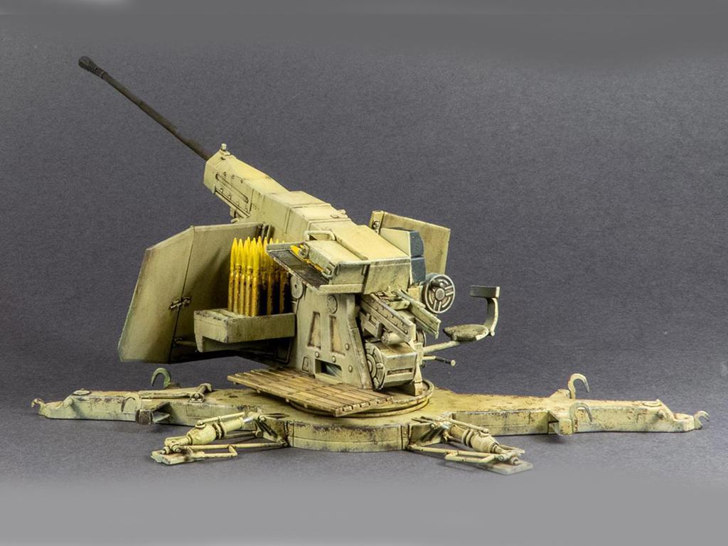 5,5cm Flak (VG2) Gerät 58 Autom. Flugabwehrkanone (Vista 6)