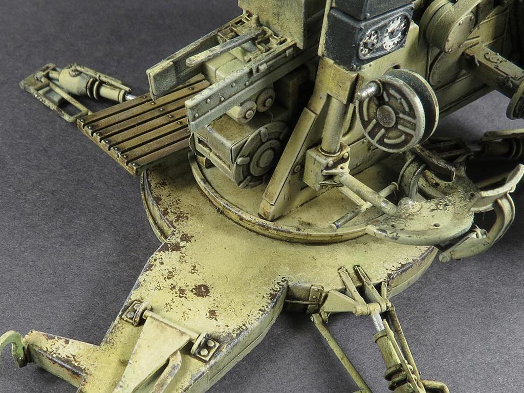 5,5cm Flak (VG2) Gerät 58 Autom. Flugabwehrkanone (Vista 7)