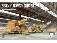5,5cm Flak (VG2) Gerät 58 Autom. Flugabwehrkanone (Vista 8)