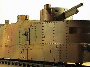 Vagón artillería blindado polaco   (Vista 4)