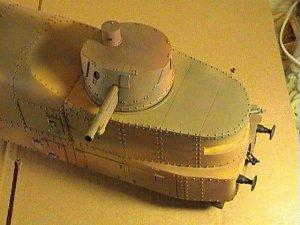 Vagón artillería blindado polaco   (Vista 5)