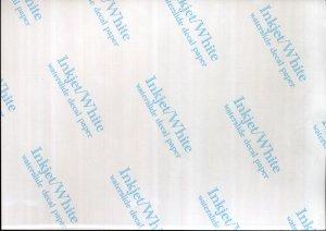 Hoja blanca Inkjet 210x140  (Vista 1)