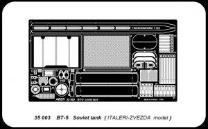 BT-5 Carro ruso  (Vista 1)