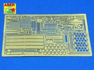 Wespe Sdkfz.124 - Ref.: ABER-35025