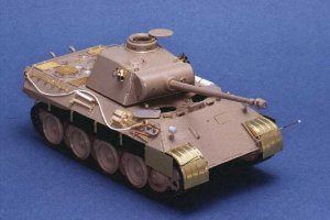 Panther Ausf.D - Ref.: ABER-35029
