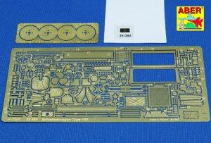 Schwimmwagen type 166 - Ref.: ABER-35080