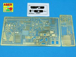 Sd.Kfz.9 FAMO - Vol.1 - basic set - Ref.: ABER-35093
