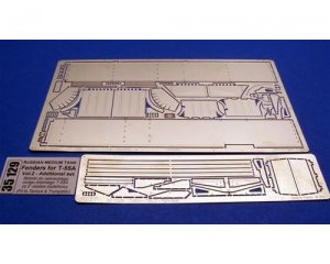 Fenders for T-55A-vol.2-additional set -