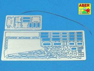 Vision ports for Heavy Armoured Car Sd.K  (Vista 1)
