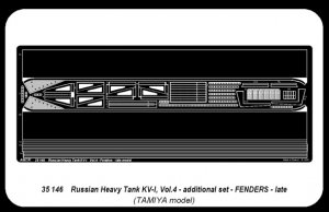 Russian Heavy Tank KV-I vol4-Fenders - l  (Vista 4)