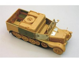 German Nebelkraftwagen Sd.Kfz.11/4 vol.1