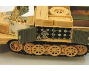 German Nebelkraftwagen Sd.Kfz.11/4 vol.2  (Vista 1)