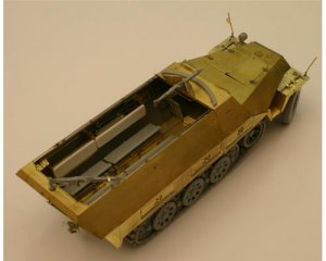 Sd.Kfz.251/1 Ausf. D- Vol.2-add.