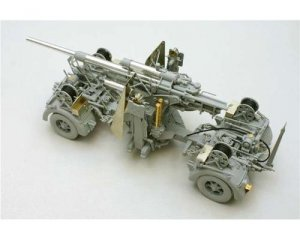 German 88mm Anti-Arcraft Gun Flak 36-vol