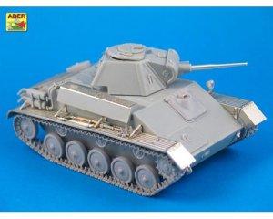 Soviet Light Tank T-70 M or Pz.Kpfw. 743  (Vista 1)