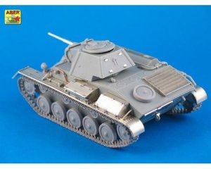 Soviet Light Tank T-70 M or Pz.Kpfw. 743  (Vista 2)