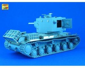 German heavy tank Pz.Kpfw. 754(r) KV-2  (Vista 2)