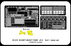 Soviet heavy tank JS-2 – vol. 1 basic se  (Vista 6)