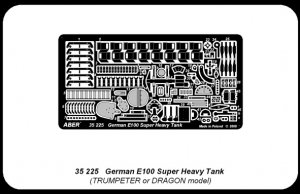 German E100 Super Heavy Tank