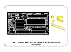 Finish army assault gun BT-42 - vol.1 -   (Vista 6)