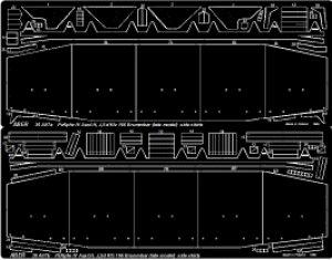 Faldones laterales para el Panzer IV - Ref.: ABER-35A007