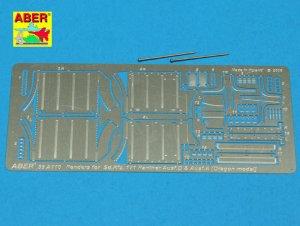 Faldones para el Panther - Ref.: ABER-35A008