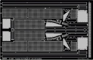 Guardabarros pora el Panzer IV - Ref.: ABER-35A009