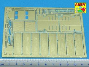 Side fenders for Tiger I H1 (Afrika Korp  (Vista 2)