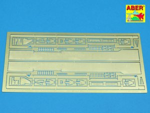Fenders for PzKpfw III  (Vista 1)