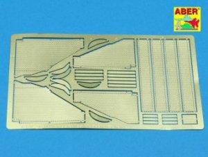 Fenders for Ferdinand / Elefant, VK-4501  (Vista 1)