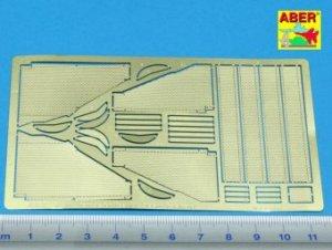 Fenders for Ferdinand / Elefant, VK-4501  (Vista 2)