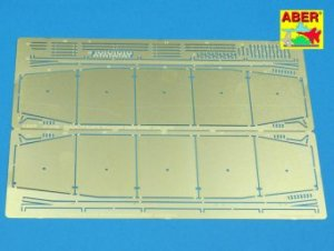 Side skirts for PzKpfw IV(G),Brummbar (E