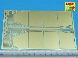 Side skirts for Sturmgeschutz III (Late  (Vista 2)