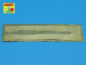 Covering to model plastic fenders for Pz  (Vista 1)