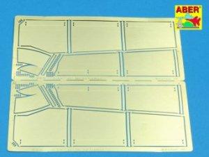 Faldones laterales para el Jagdtiger  (Vista 1)