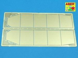 Faldones laterales para Sturmgeschütz IV  (Vista 1)