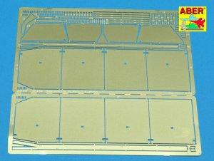 Escudos laterales para Panzer III  (Vista 1)