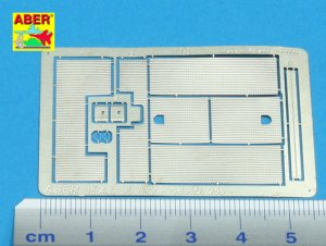 Floor for Sd.Kfz. 250