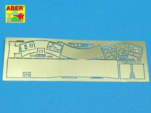 Turret stowage bin for Pz.Kpfw. VI TIGER  (Vista 1)