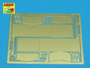 Turret side stowage bins for Pz.Kpfw. VI  (Vista 1)