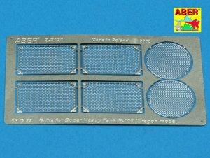 Rejillas para E-100 - Ref.: ABER-35G22