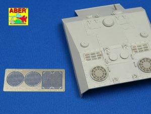 Rejillas para Geschützwagen   (Vista 4)