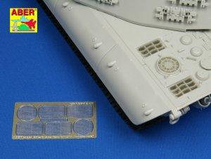 Rejillas para E-100  (Vista 4)