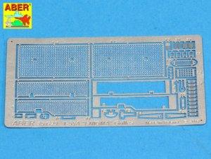 Rejillas para T-55 ENIGMA  (Vista 1)