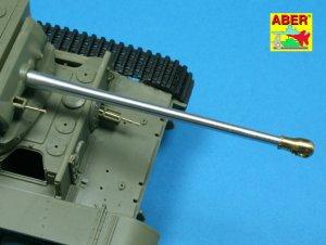 Tank Gun Barrel for British A34 Comet  (Vista 4)