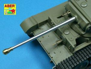 Tank Gun Barrel for British A34 Comet  (Vista 5)