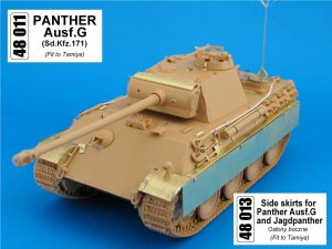 Panther Ausf.G (Sd.Kfz171)