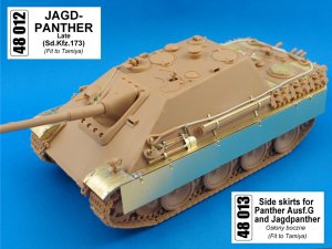 German tank destroyer Jagdpanther